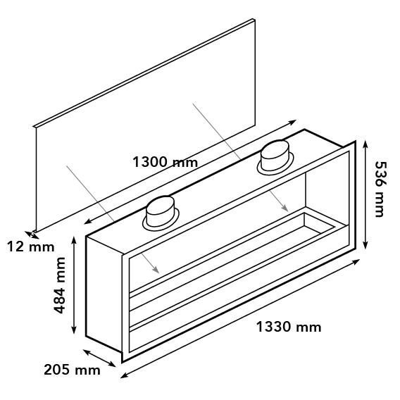 Built-in unit XXL (1)
